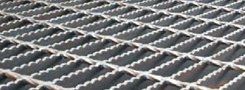 HK Metal Products Forge Welded Steel Grating